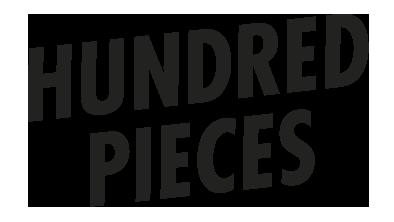 Hundred pieces_Logo