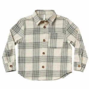 Rylee + Cru hemd jongens