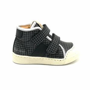 Ocra jongensschoenen velcroschoen zwart
